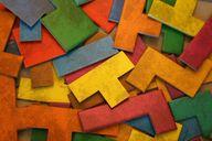 Ubongo tiles