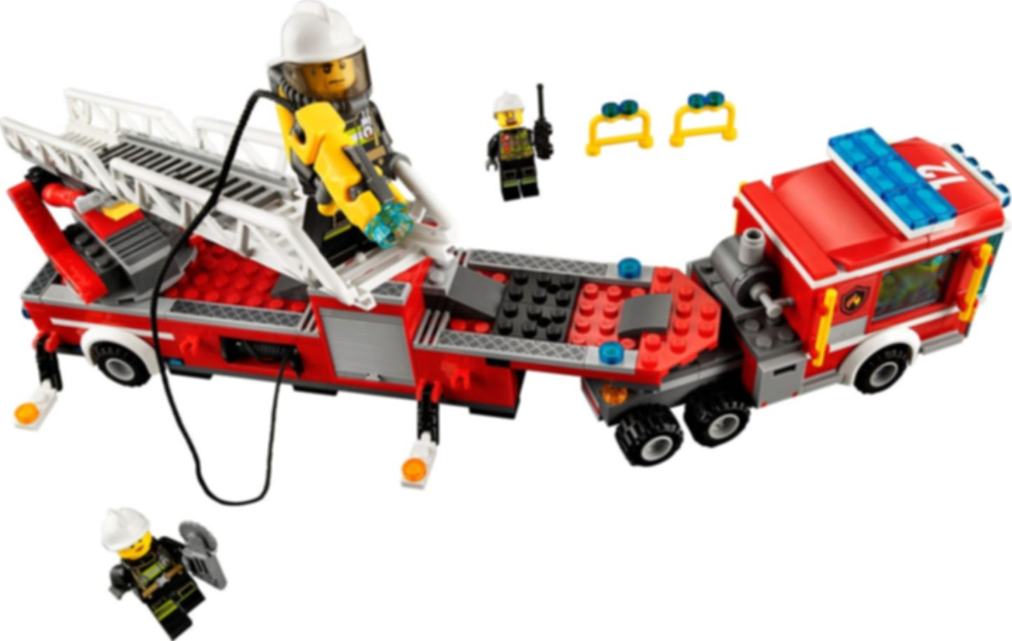LEGO® City Fire Engine gameplay
