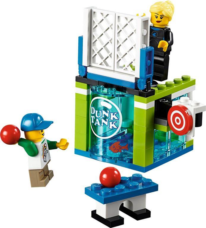 LEGO® Creator Expert Fairground Mixer components
