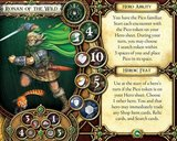 Descent: Journeys in the Dark (Second Edition) - Bonds of the Wild Ronan card