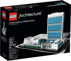 LEGO® Architecture United Nations Headquarters