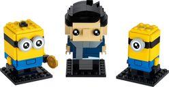 LEGO® BrickHeadz™ Gru, Stuart & Otto komponenten