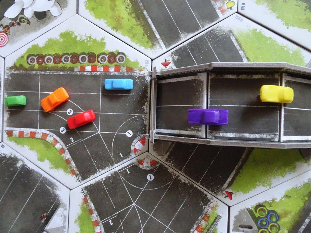 Rallyman: GT – GT4 components