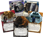 Arkham Horror: The Card Game – Devil Reef: Mythos Pack cards