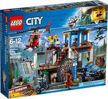 LEGO® City Mountain Police Headquarters