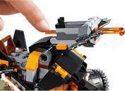 LEGO® Ninjago Dieselnaut components