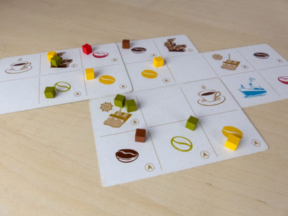 Café gameplay