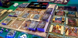 Thunderstone Quest: Barricades Mode gameplay