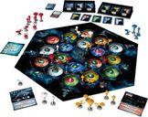 Star Trek: Catan components