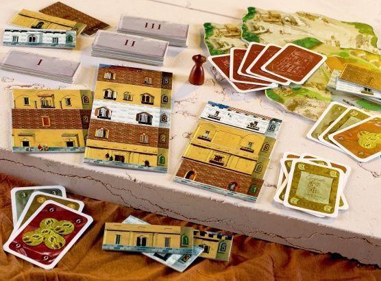 Palazzo gameplay