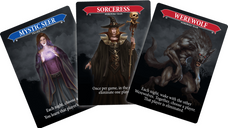 Ultimate Werewolf Legacy cards
