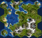 Archipelago game board