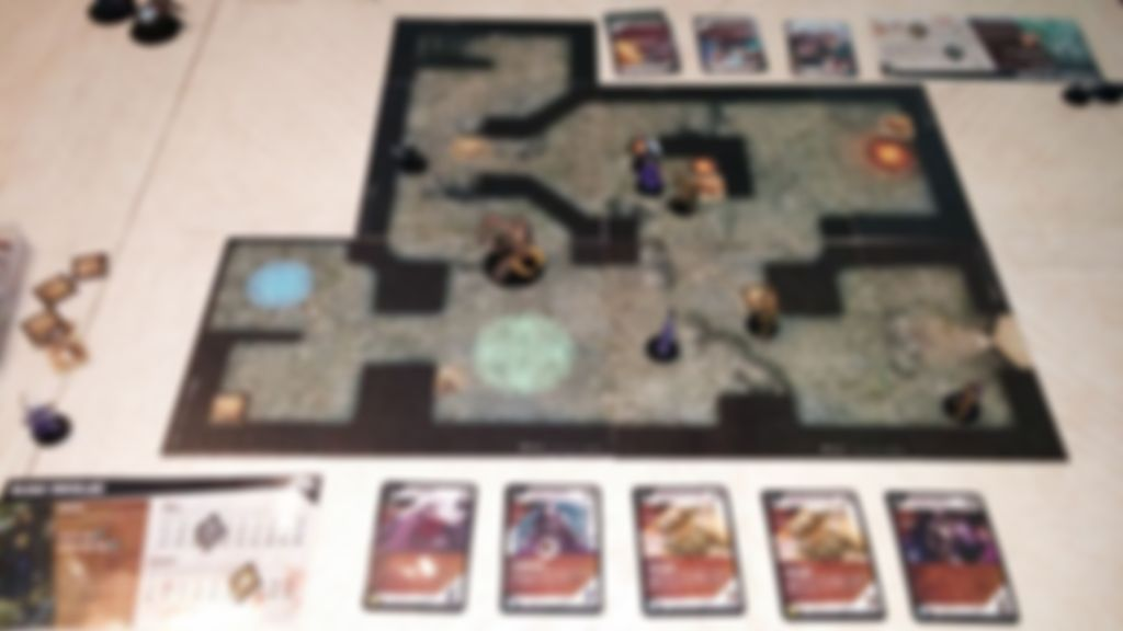 Dungeon Command: Heart of Cormyr gameplay