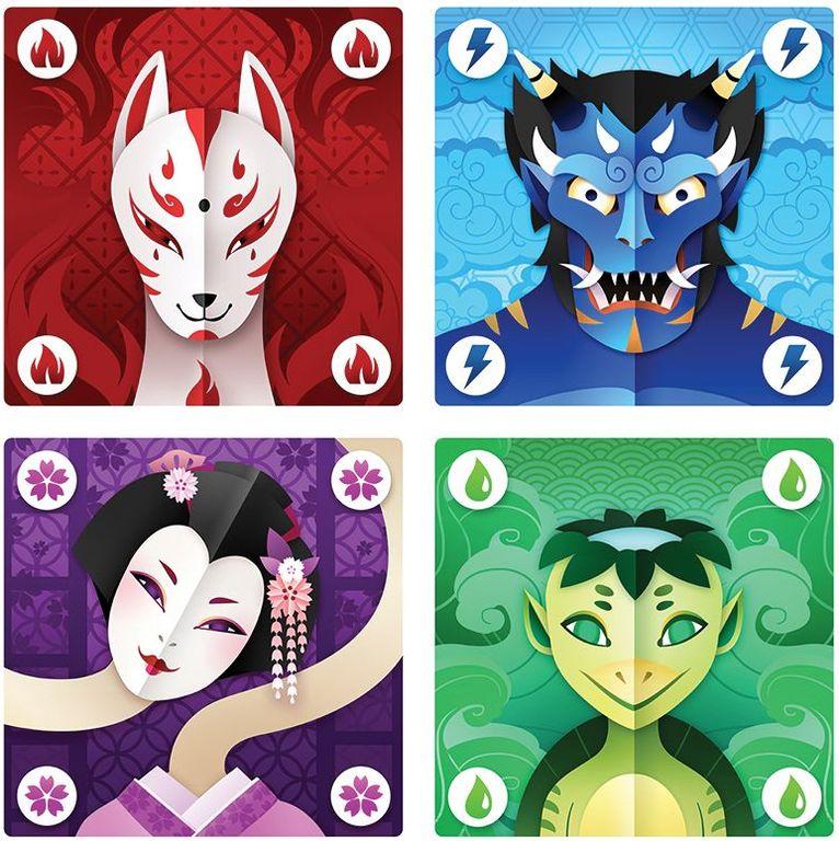 Yōkai cards