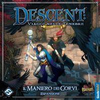 Descent: Viaggi nelle Tenebre (Seconda Edizione) - Il Maniero dei Corvi