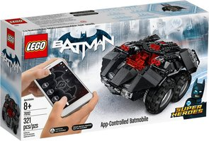 LEGO® DC Superheroes App-Controlled Batmobile