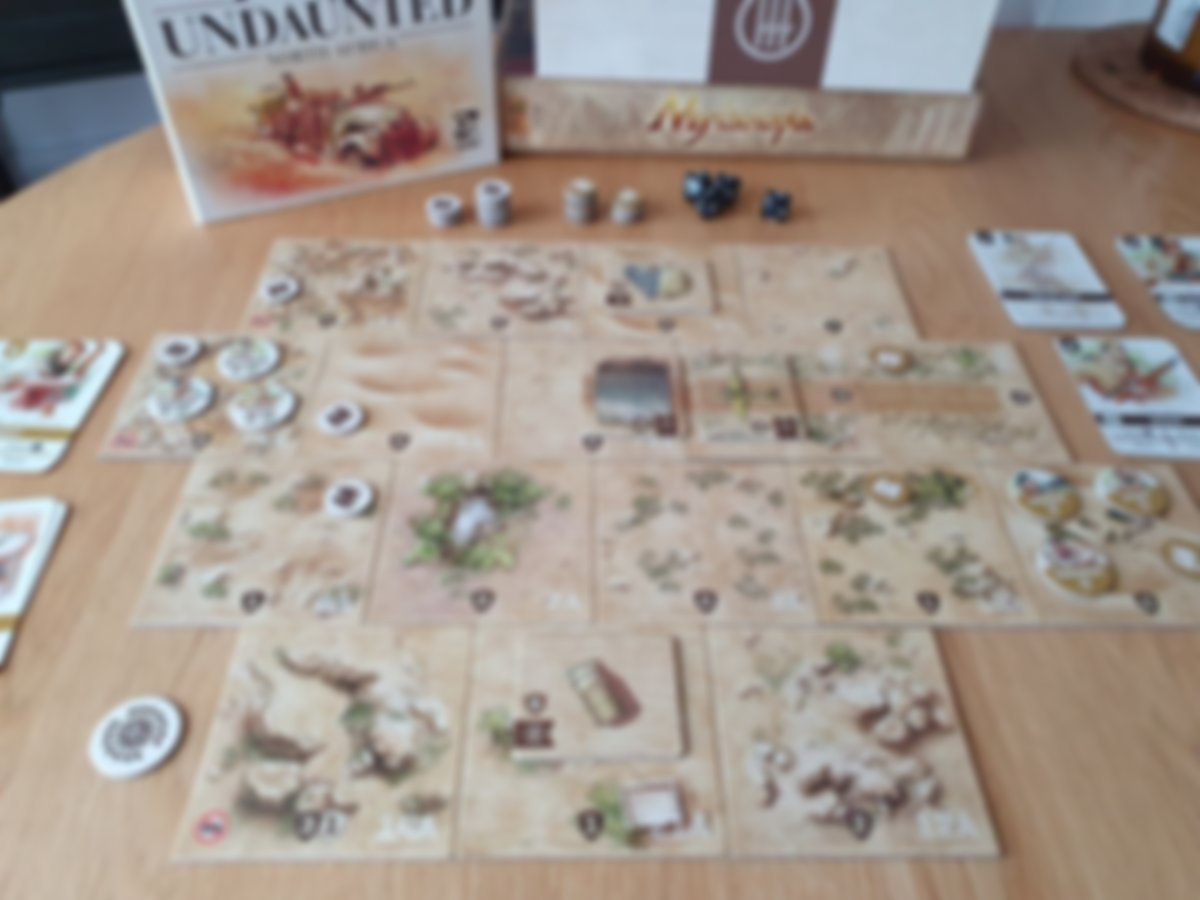 Undaunted: North Africa gameplay