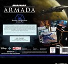 Star Wars: Armada – Invisible Hand Expansion Pack back of the box