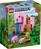 LEGO® Minecraft The Pig House