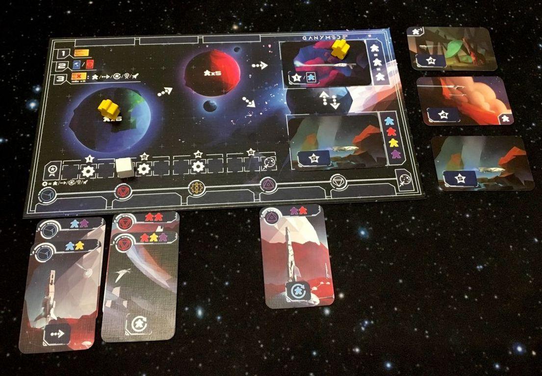 Ganymede gameplay