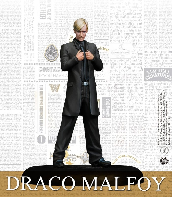 Harry Potter Miniatures Adventure Game: Malfoy Family Expansion Draco miniature