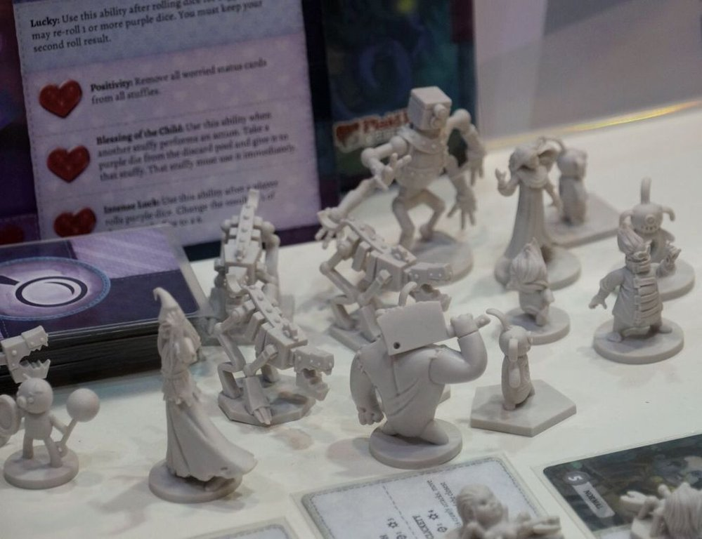 Stuffed Fables miniature