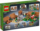 LEGO® Minecraft The Village back of the box