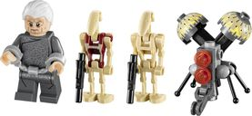 LEGO® Star Wars Droid Tri-Fighter minifigures