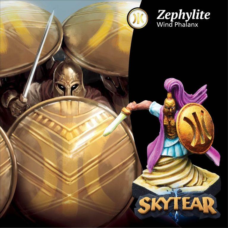 Skytear: Nupten miniature