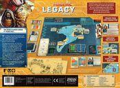 Pandemic Legacy: Season 2 - Yellow Edition back of the box