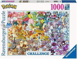 Pokémon Challenge