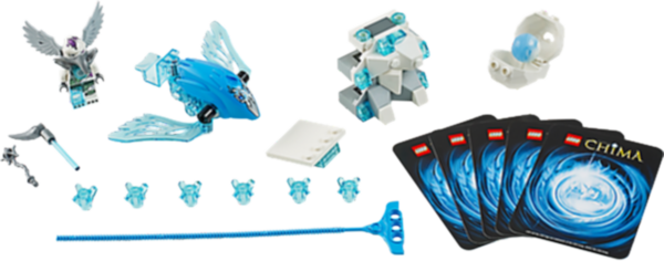 Frozen Spikes components