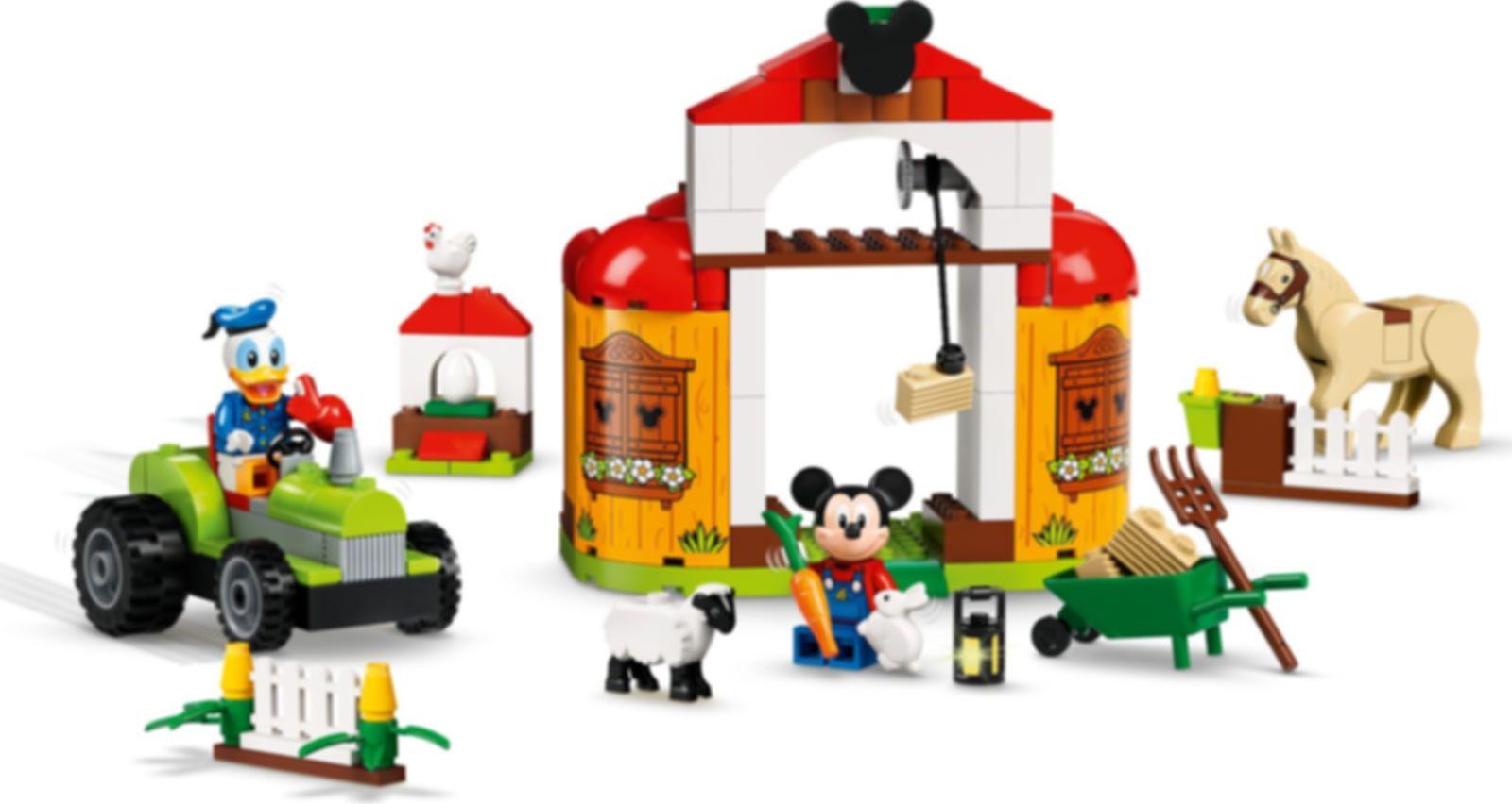 LEGO® Disney Mickey Mouse & Donald Duck's Farm gameplay