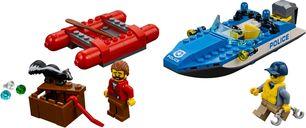 LEGO® City Wild River Escape components