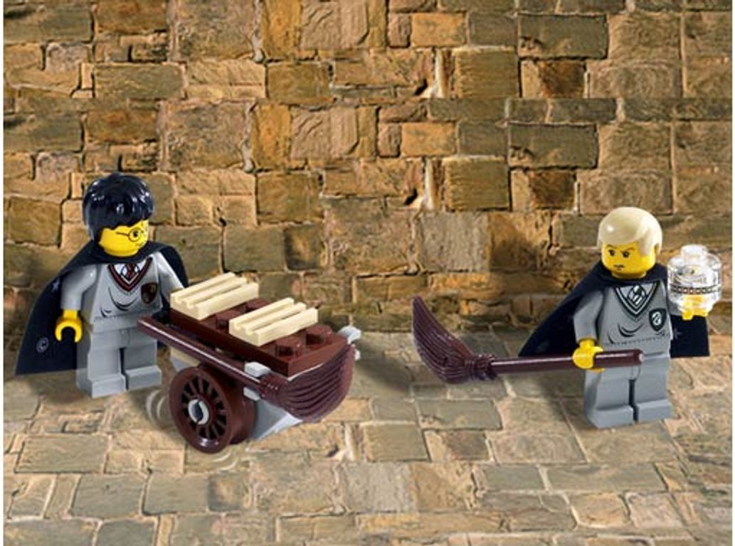 LEGO® Harry Potter™ Flying Lesson components