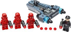 Sith Troopers™ Battle Pack components