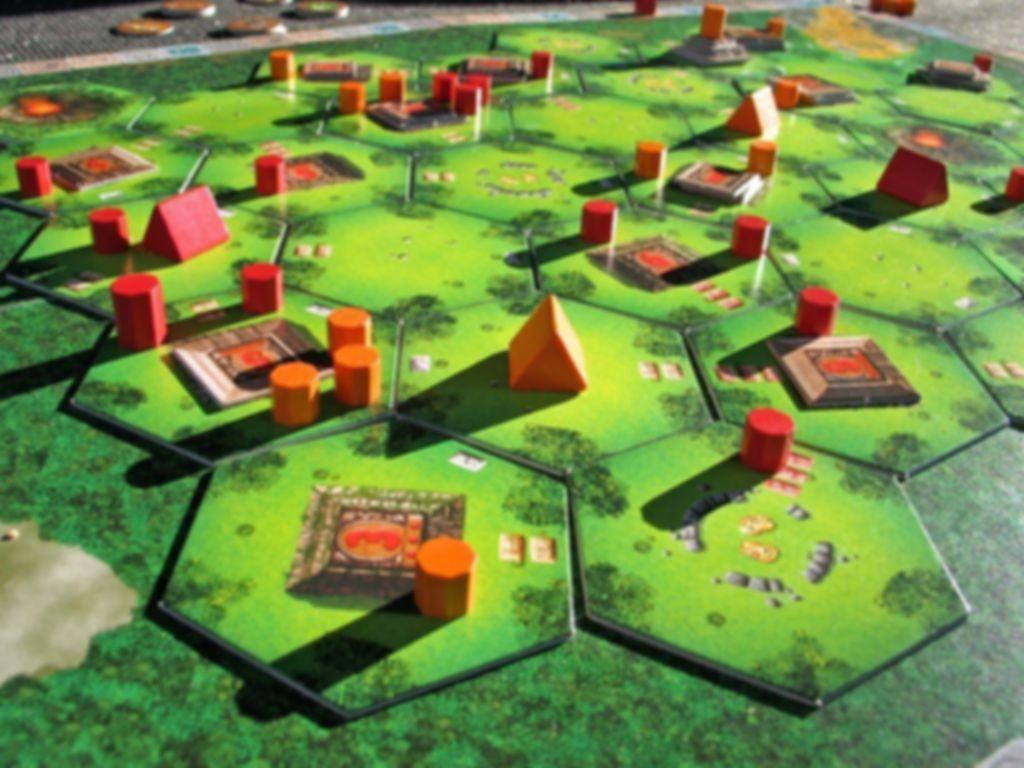 Tikal gameplay