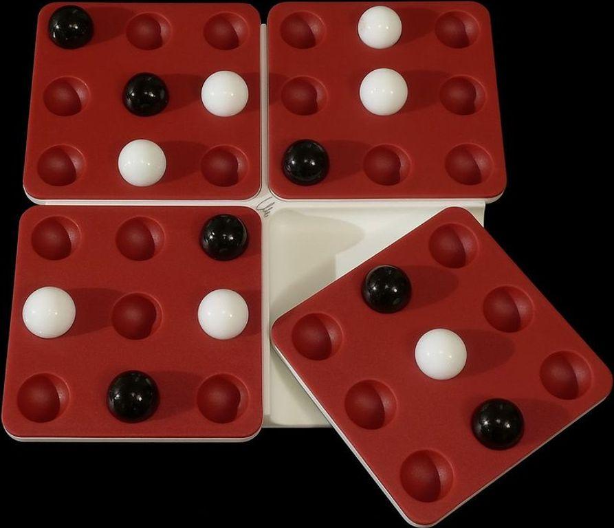 Pentago components