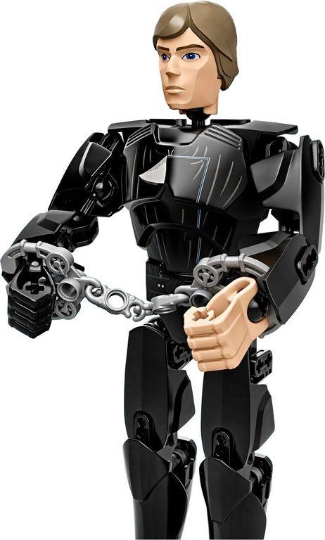 LEGO® Star Wars Luke Skywalker™ components