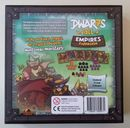 Dwar7s Fall: Empires Expansion back of the box