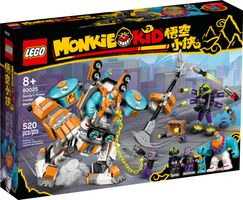 LEGO® Monkie Kid Sandy's Power Loader Mech