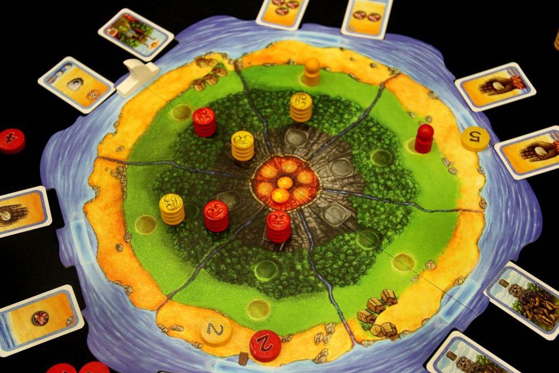Haleakala gameplay