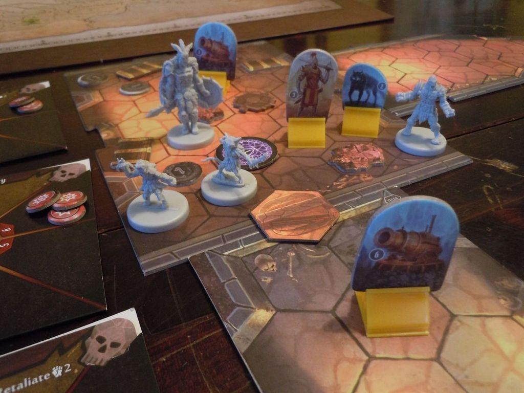 Gloomhaven gameplay
