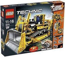 LEGO® Technic Motorized Bulldozer
