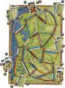 Ticket to Ride Map Collection: Volume 4 - Nederland composants