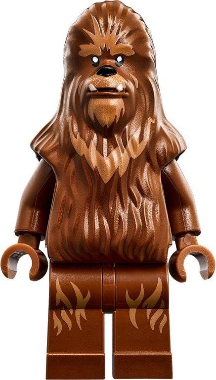 LEGO® Star Wars Wookiee™ Gunship minifigures