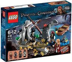 LEGO® Pirates of the Caribbean Isla De Muerta