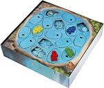 Finding Nessie game board