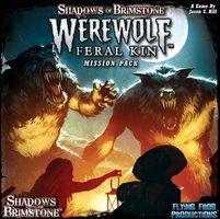 Shadows of Brimstone: Werewolf Feral Kin Mission Pack