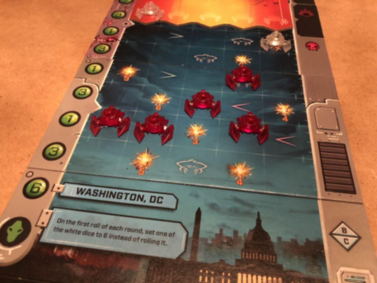 Under Falling Skies gameplay